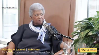 Meet The Black Press (NNPA Podcast) EP002 – Dorothy Leavell of the Crusader Newspaper Group