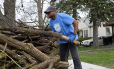 Native Detroiter, GM Engineer Cedric Stokes Gives Back to the Cody Rouge Neighborhood
