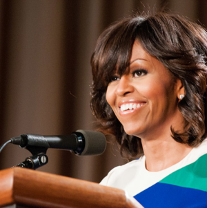 "Michelle Obama Joins New ""When We All Vote"" Campaign for the Midterms"