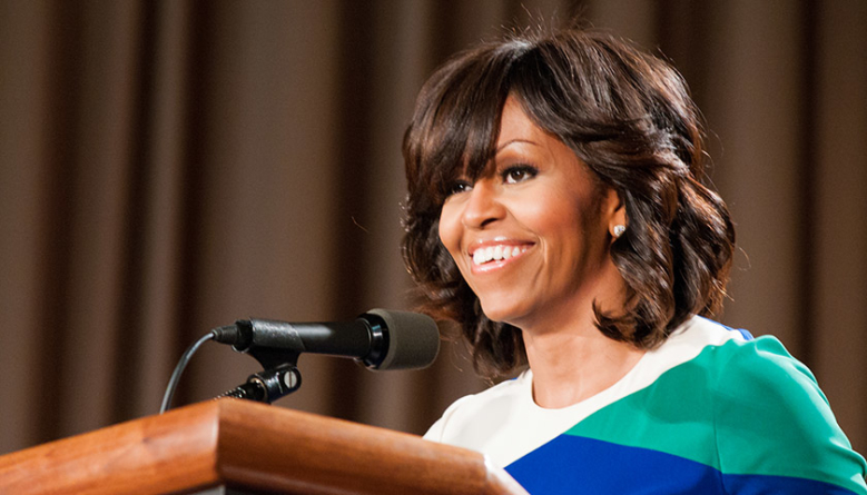 """Michelle Obama Joins New """"When We All Vote"""" Campaign for the Midterms"""