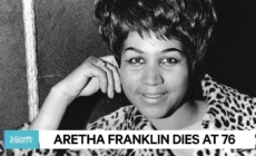 """Queen of Soul"" Aretha Franklin Dies at 76"
