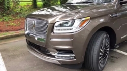 2018 Lincoln Navigator 4X4 Black Label Best Detailed Walkaround