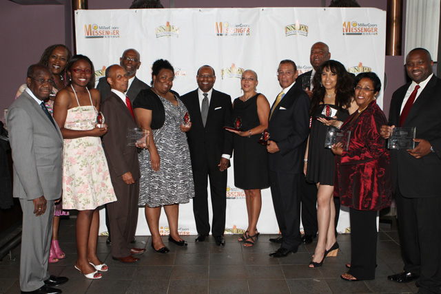 A. Philip Randolph Messenger Awards sponsored by MillerCoors