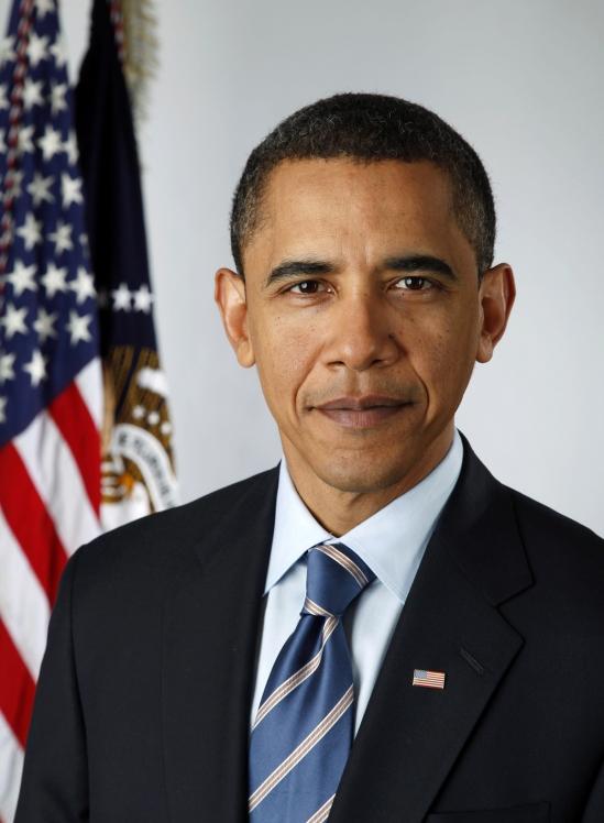 President Barack Obama (Courtesy of the White House)