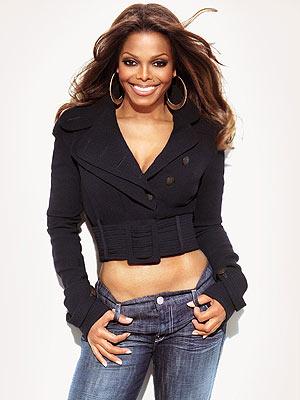 Janet Jackson (Courtesy of People Magazine)