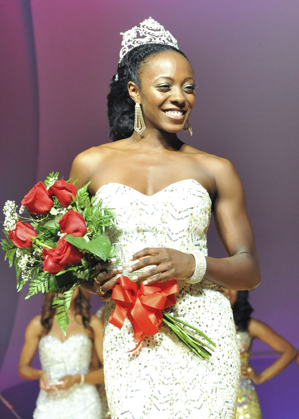 Miss Black USA single