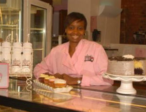 Aliyyah Baylor, Co-Owner and President, Make My Cake. (Photo provided by Baylor to TheGrio)
