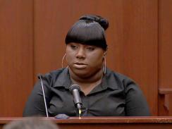 Trayvon Martin's friend, Rachel Jeantel testifies against George Zimmerman.