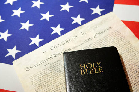 Most white evangelicals think capitalism is working, but half of them also think it is incompatible with Christian values, according to a survey conducted by the Public Religion Research Institute and the Brookings Institution.