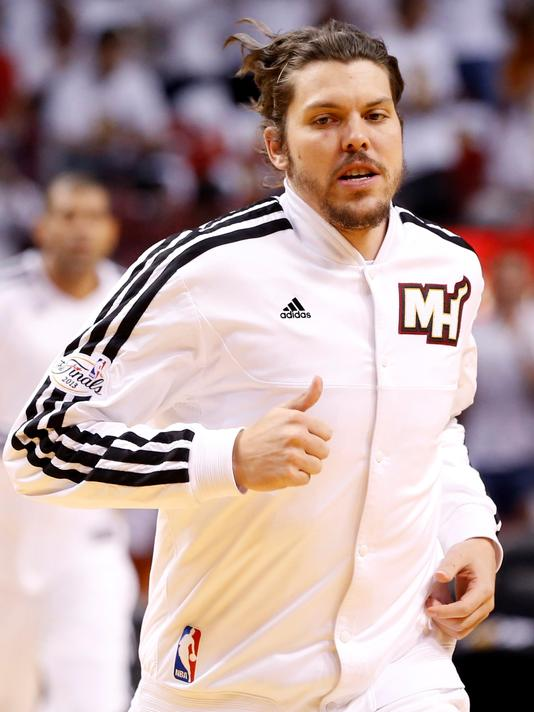 Mike Miller spent the last three seasons with the Miami Heat. (Photo: Steve Mitchell, USA TODAY Sports)