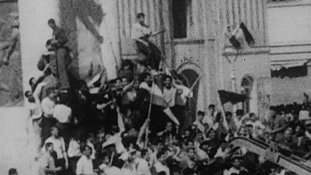 BBC Persian's Khashayar Joneidi looks at events surrounding the 1953 coup