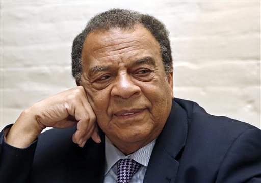 MLK Andrew Young