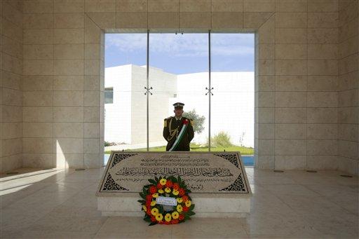 Mideast Palestinians Israel Arafat Death