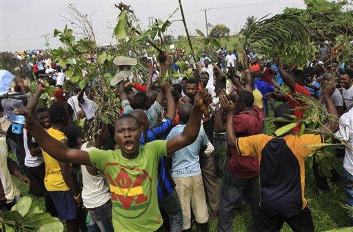 Nigeria Africa Corruption