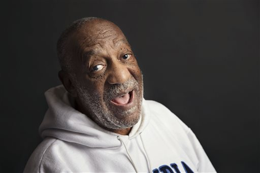 This Nov. 18, 2013 photo shows actor-comedian Bill Cosby in New York. NBC is confirming that Cosby is developing a possible new sitcom he would star in. (Photo by Victoria Will/Invision/AP, File)