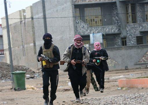 Mideast Al Qaida Comeback