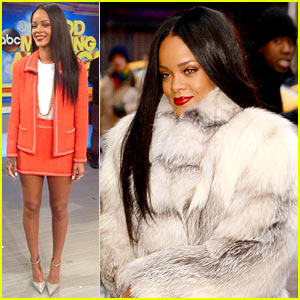 rihanna-braves-winter-chill-for-good-morning-america-interview