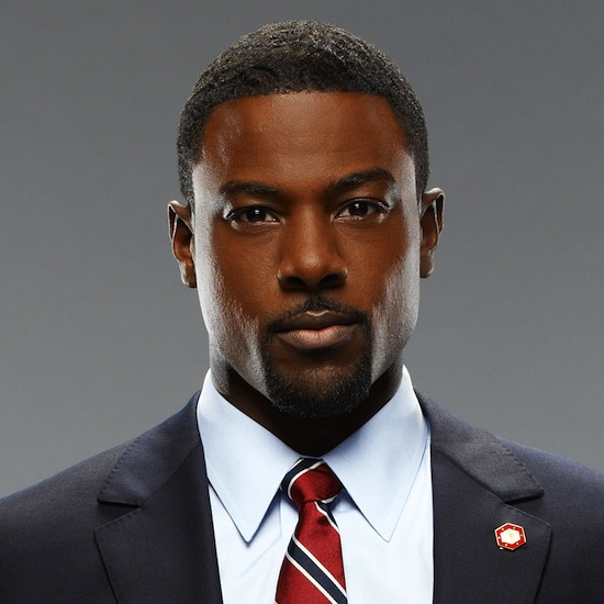"Lance Gross plays rookie Secret Service Agent Marcus Finely who won't quit until the job is done in the new NBC drama ""Crisis"" (Courtesy Photo)"