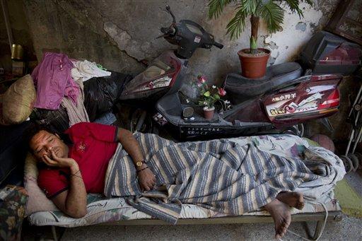 Cuba Housing Woes