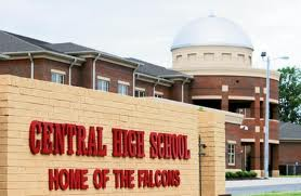 Central High in Tuscaloosa, Ala., like others schools, has grown increasingly segregated.