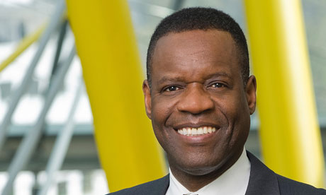 Kevyn Orr is a top partner at Washington law Firm Jones Day. (Photograph: AP)