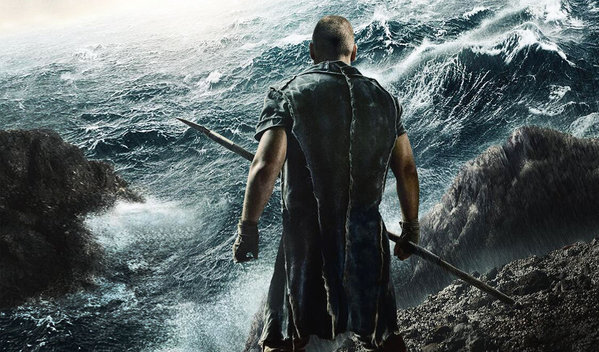 """Russell Crowe stars in Darren Aronofsky's Bible epic """"Noah."""" (Paramount Pictures)"""