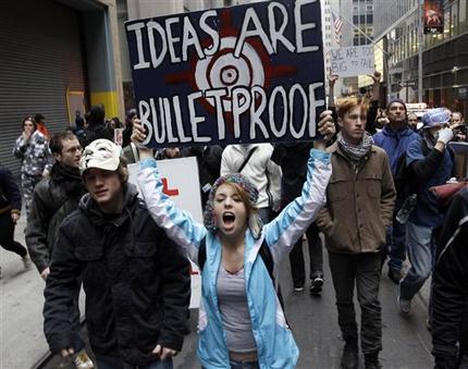 Wealth Gap Occupy