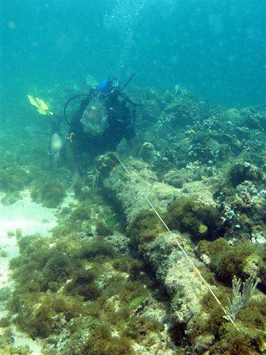 Haiti Columbus Ship