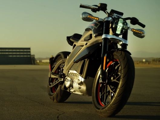 Harley-Davidson Introduces Its First Electric Motorcycle | BlackPressUSA