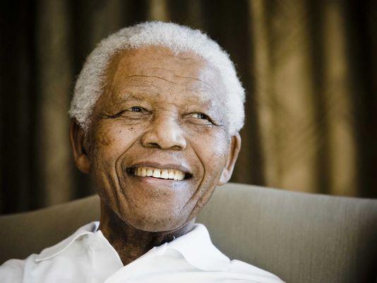 Mandela Day is celebrated on July 18, Nelson Mandela's birthday. (Theana Calitz/AP)