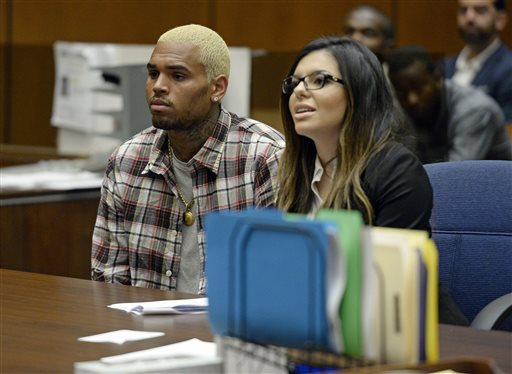 Chris Brown, Setara Qassim