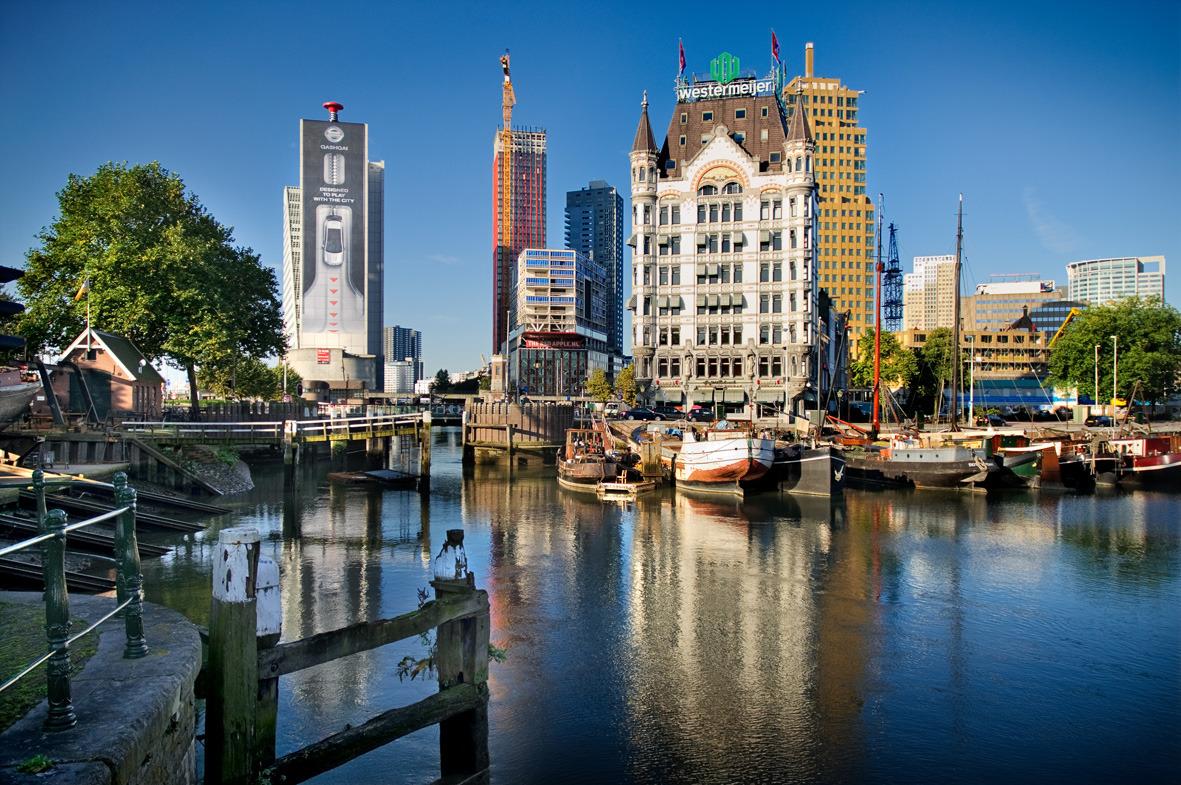 Rotterdam – cultuur & stad1