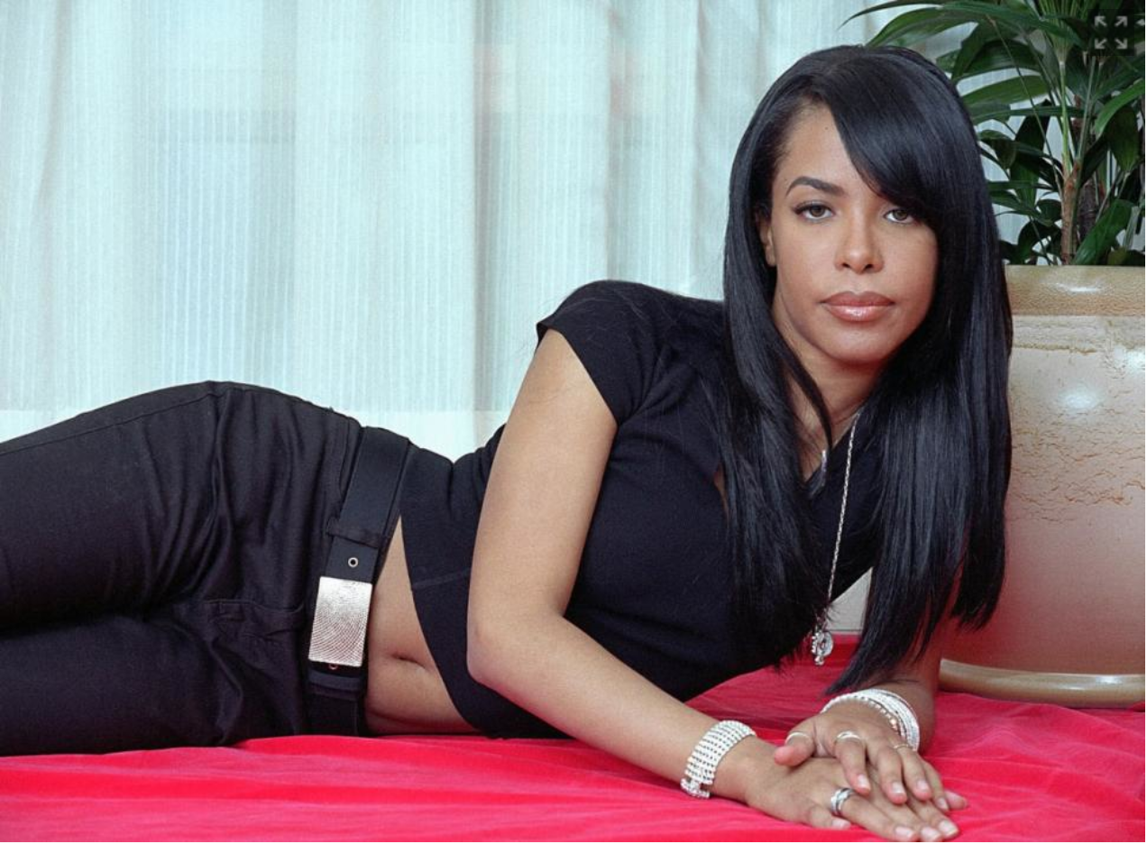 3ccc3c79642 Lifetime s Aaliyah Biopic Finds its Missy Elliott and Timbaland ...