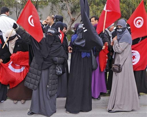 Tunisia Islamist Crackdown