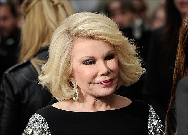 Joan Rivers (AP Photo/Evan Agostini, file)
