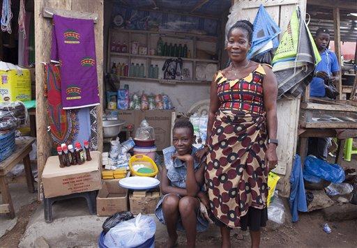 Ghana Ebola Exiles