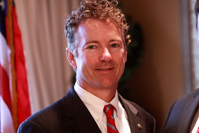 Senator Rand Paul, R-Ky. (Gage Skidmore/Flickr/CC license)