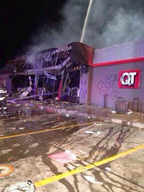 Ferguson, Mo. QuikTrip gas station (Courtesy photo)