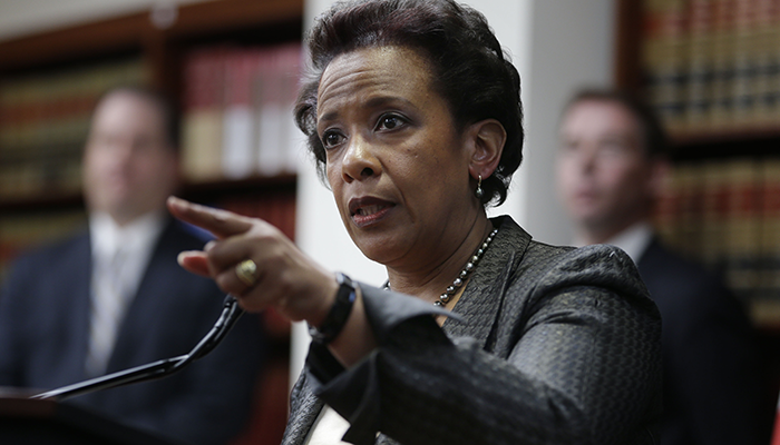 Loretta Lynch (AP Photo/Seth Wenig)