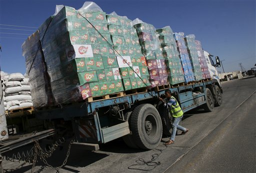 Mideast Gaza Troubled Reconstruction