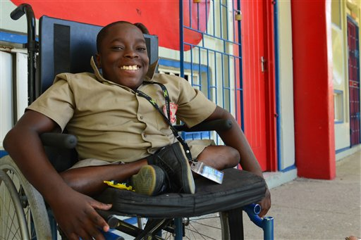 Caribbean Rights of Disabled