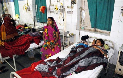India Sterilization Deaths
