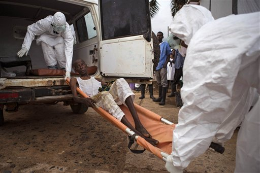 Sierra Leone Ebola West Africa