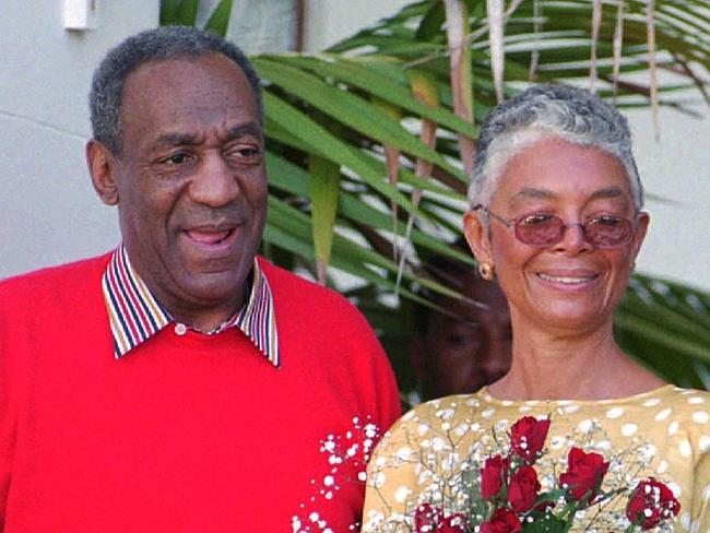 Camille Cosby and husband Bill Cosby. (AP Photo)