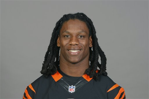 This is a 2012 photo of Robert Sands of the Cincinnati Bengals NFL football team. This image reflects the Cincinnati Bengals active roster as of Wednesday, June 13, 2012 when this image was taken. (AP Photo)