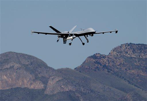 Border Drones