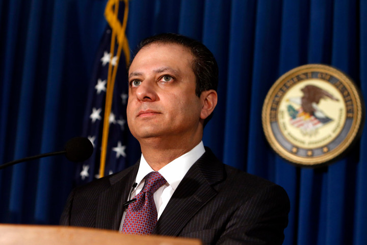 U.S. Attorney Preet Bharara  (AP Photo)