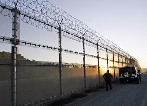 U.S. Border Patrol, San Diego, Calif. (AP Photo)