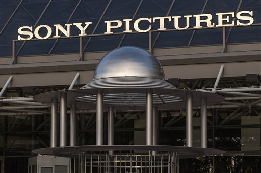 This Dec. 19, 2014 file photo shows an exterior view of the Sony Pictures Plaza building in Culver City, Calif. As the dust clears in the Sony hacking attack that has been delivering more dramatic plotlines than any fictional movie, Sony and others involved are trying to move forward and tackle the next steps in minimizing the mess. (AP Photo/Damian Dovarganes, File)