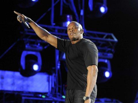 Dr. Dre (AP Photo)